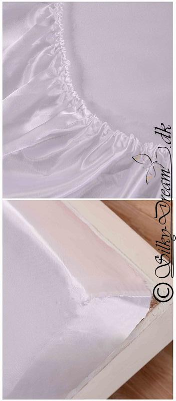 22momme 100% silkefaconlagen