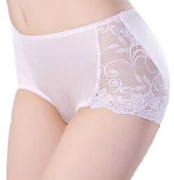Silk womens briefs, 100% silk