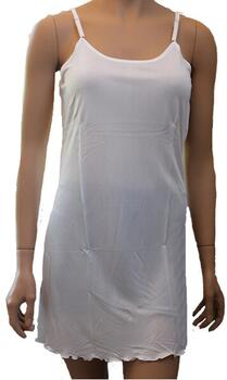 Silk chemise knitted, 100% silk