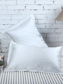 Silk pillowcase 100% silk, 19momme white