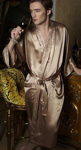 kimono silke tilbud
