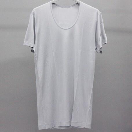 new concept c333e 60c6a Seide T-Shirt Lange