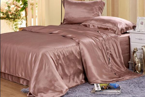 Silk bedding Bean paste 100% silk 19momme