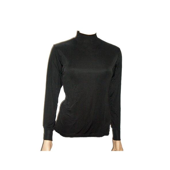 Silk Turtleneck unisex 100% silk