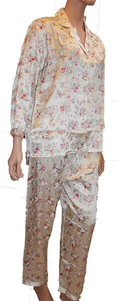 Silk Pajamas 19momme, 100% silk