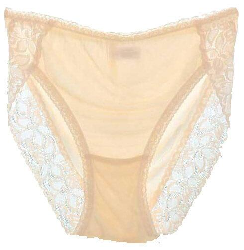 Silk briefs tai 100% natural silk