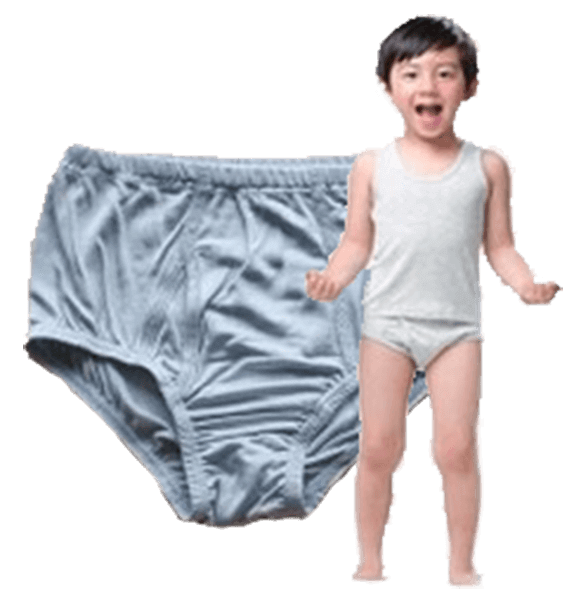 Silk Briefs boy, 100% silk