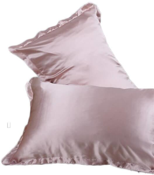 Silk pillowcase 100% silk, 19momme Dark Pink