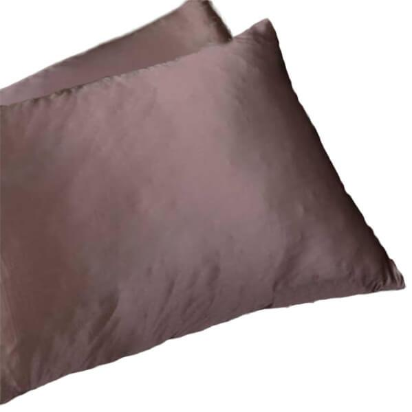 Silk pillowcase 100% silk, 19momme light Coffee