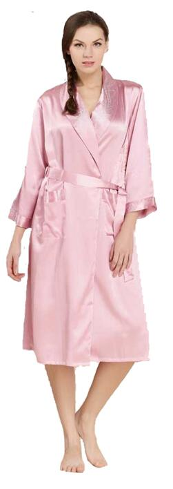 Silk Robe 22momme, 100% silk