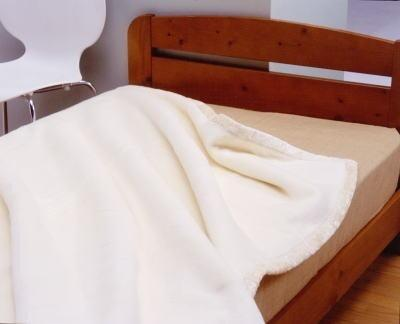 Silk blanket 100% silk unbleached 100% silk