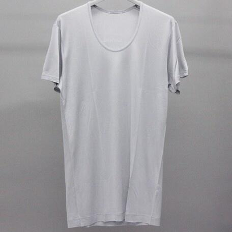 Silk T-Shirt Long