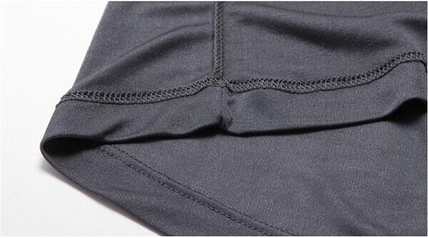 Silkboxershorts 100% silk, size guide