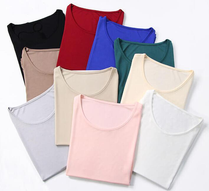 SilkBlouse 100% Silk More Colors