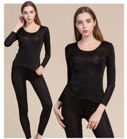 Silk thermal underwear Women
